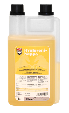 TalliPro Hyaluronihappo